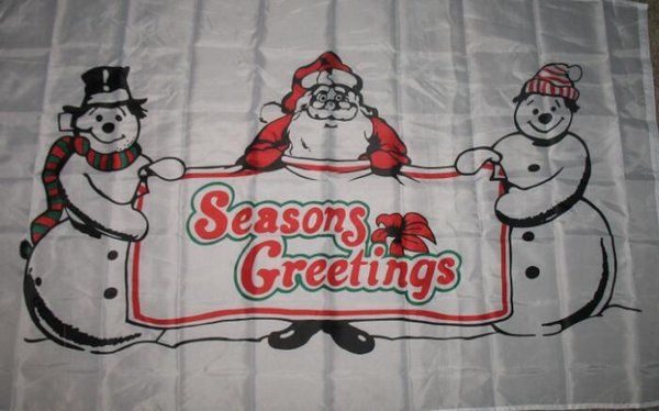 AZ FLAG Bandera Feliz Navidad 150x90cm Bandera DE LA Navidad Merry Christmas 90 x 150 cm