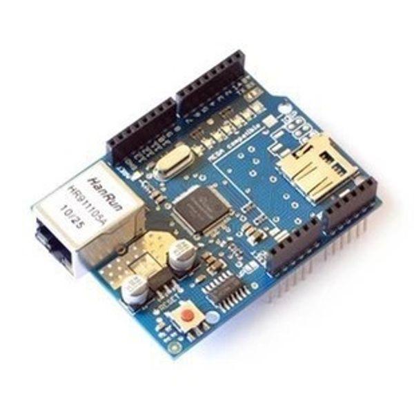 Yeni Ethernet W5100 satan üreticiler ağ genişletme kartı modülü uzatma SD kart