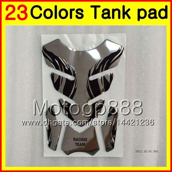 23Colors 3D Carbon Fiber Gas Tank Pad Protector For HONDA CBR250RR 95 96 97 98 99 MC22 CBR 250RR 1995 1996 1997 98 1999 3D Tank Cap Sticker