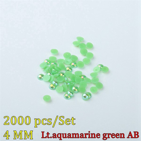 Lt.aquamarine green AB