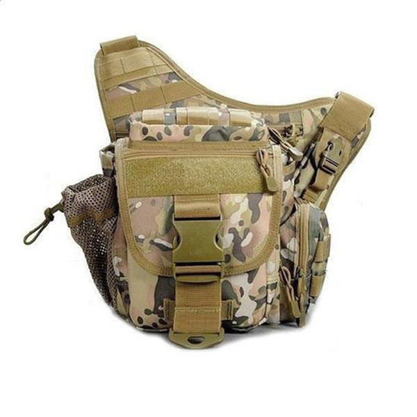 Strengthen edition outdoor sacheted professional camera messenger slr camera multifunctional men bag lightweight durable Army Free shipping