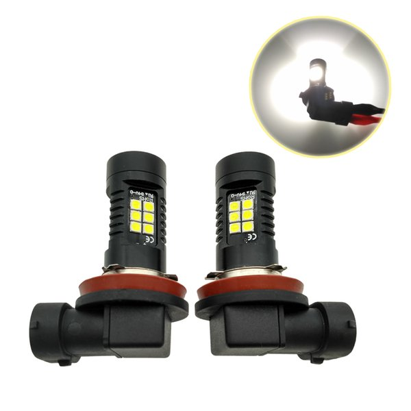 H1 H7 H8 H11 H4 LED Fog Light Lamp DRL Bulb For Kia Rio K2 Ceed Sportage Sorento Cerato Soul Optima K3 Nissan Toyota Camry VW