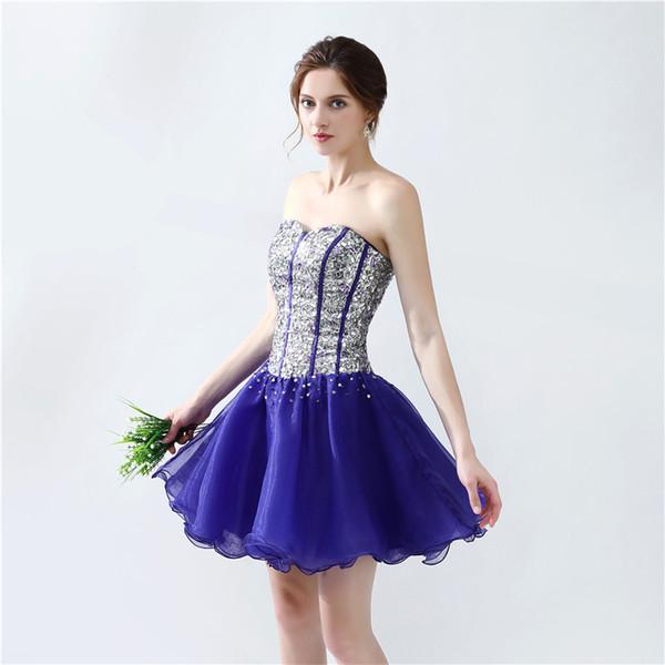 Vestidos cortos para fiestas de 15