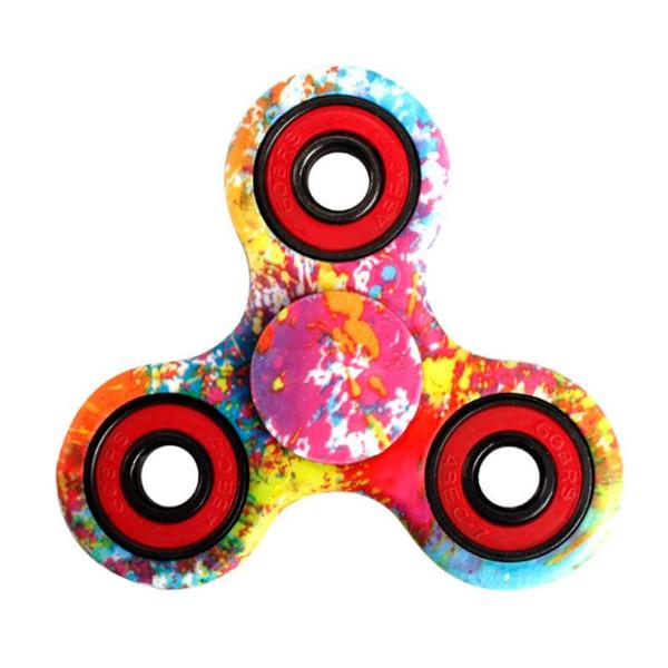2017 Nuevos Estilos Fidget Spinner Mano de Alta Calidad Spinner Para Autismo y TDAH Tiempo de Rotación Antiestrés Largo Juguetes Kid Regalo P1