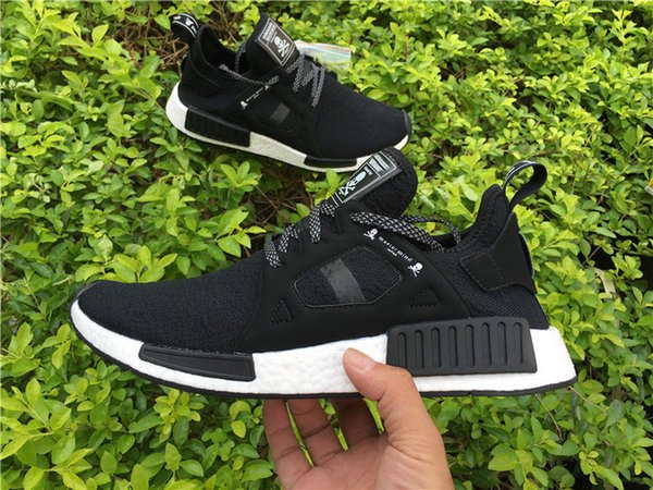 adidas NMD XR1 Returns in New Black Colorway With Matching