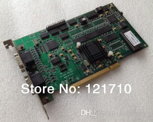 top popular Industrial equipment board MuTech IV410 IV-410 REV.C IV410-8MB REV-C2 PCI OGP device part 2021