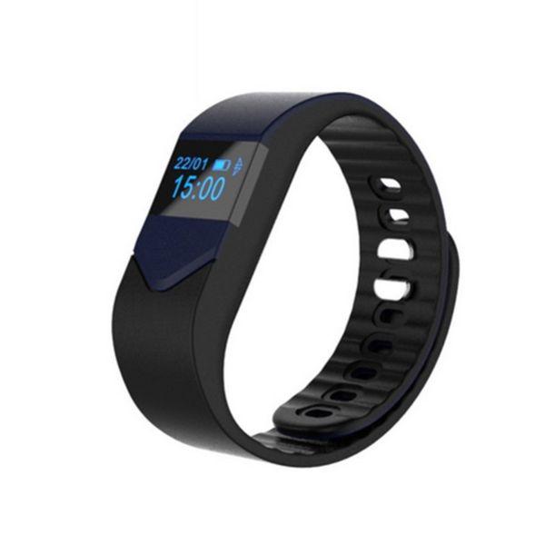 M3S Smart Wristband Dark Blue