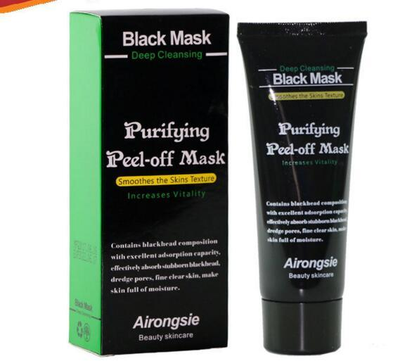 Black Suction Mask Anti-Aging 70ml SHILLS Deep Cleansing purifying peel off Black face mask Remove blackhead Peel Masks