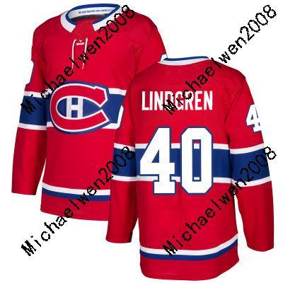 40 Charlie Lindgren