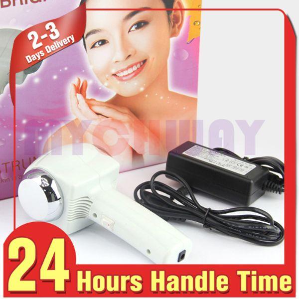 Nuovo trattamento palmare ultrasonico freddo caldo martello trattamento caldo freddo terapia per la cura della pelle bellezza attrezzature anti-invecchiamento della macchina