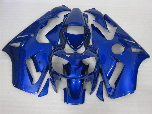 trasporto libero + 10 luci regali Blu puro per Kawasaki Ninja ZX12R 2000-2001 fairin