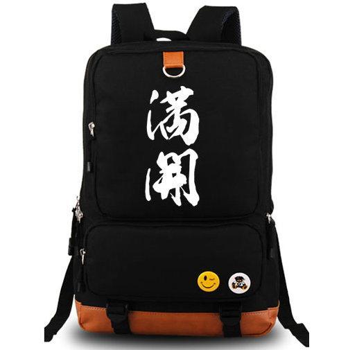 Рюкзаки молодежные с аниме рюкзаки cat купить