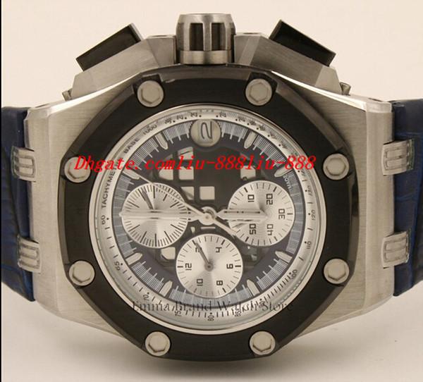 Luxury Watches Latest Design Men's Fashion PVD Case Quartz Watches Men Genuine Leather Original Clasp Wrist Watch