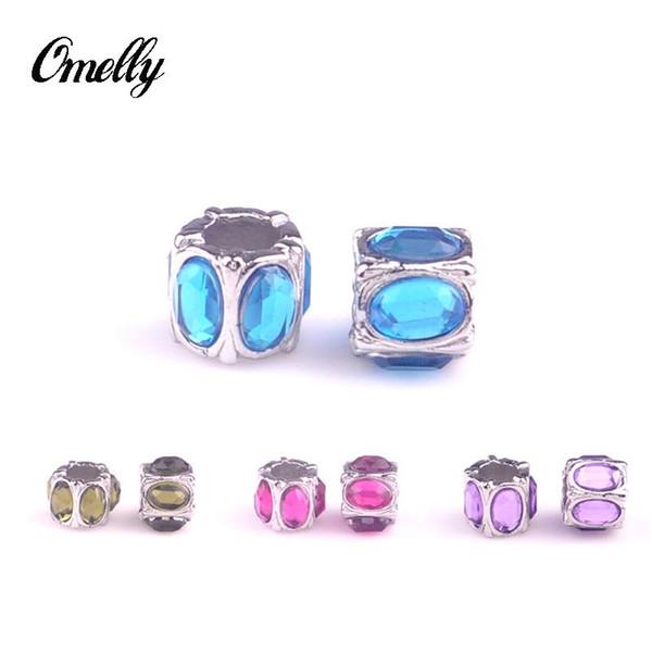 European Beads Pandora Jewelry Crystal Big Pandora Beads Charms DIY Bracelet Charms Wholesale Jewelry In Bulk