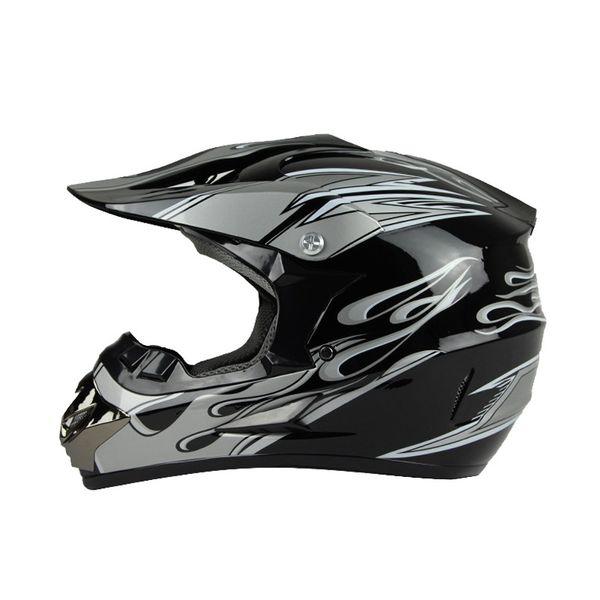 ABS Moto Biker Helmets New Motorcycle Helmet New Motorcycle Helmet Mens Top Quality Capacete Motocross Off Road Motocross Helmet DOT