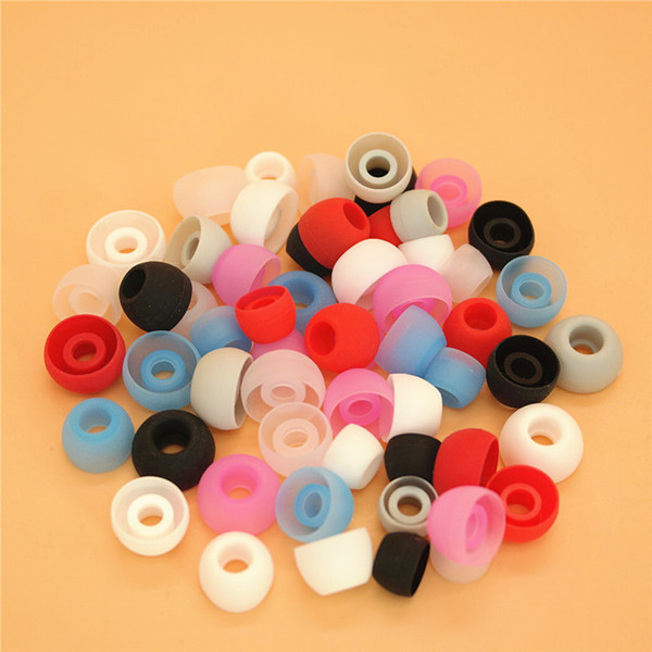 top popular silicone eartips & ear tip & earphone accessory -S M L size good quality 2021