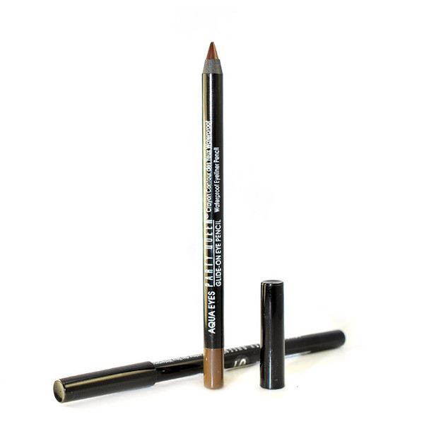 Party Queen Aqua Eyes Glide-on Gel Eyeliner Pencil Waterproof Eye Pencils Branded Quanlity Make up Online