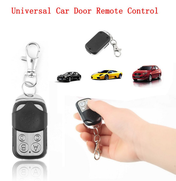 Electric Cloning Universal Gate Garage Door Remote Control Fob 433mhz Key Fob