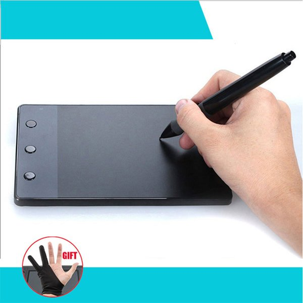 2019 HUION H420 4 X 2 23 USB Art Design Drawing Tablet For Drawing Graphic  Tablet OSU USB Digital Pen For PC Computer From Supersix, $52 77 |