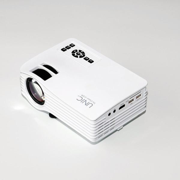 Original UNIC UC36+ WIFI Miracast Airplay Mini Projector Pocket HDMI USB SD WIFI Wireless Projector Proyector Beamer