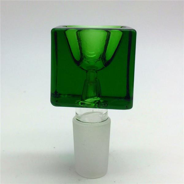 녹색 그릇