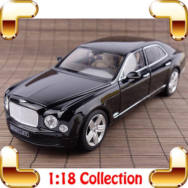 Acheter Vente Chaude Cadeau Mousse 118 Grand Modèle De Voiture En Alliage De Voiture Jouet Collection De Luxe Détail Tout Les Hommes Meilleur Présent