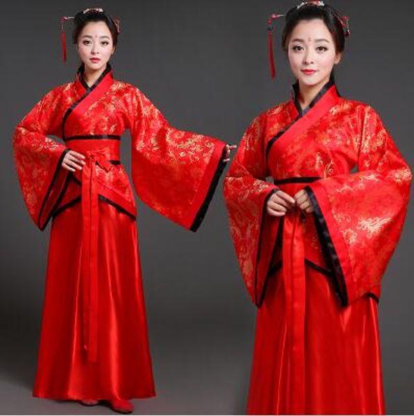 Tang traje de hada hembra de hadas dinastía tang han dinastía hanfu danza clásica princesa princesa