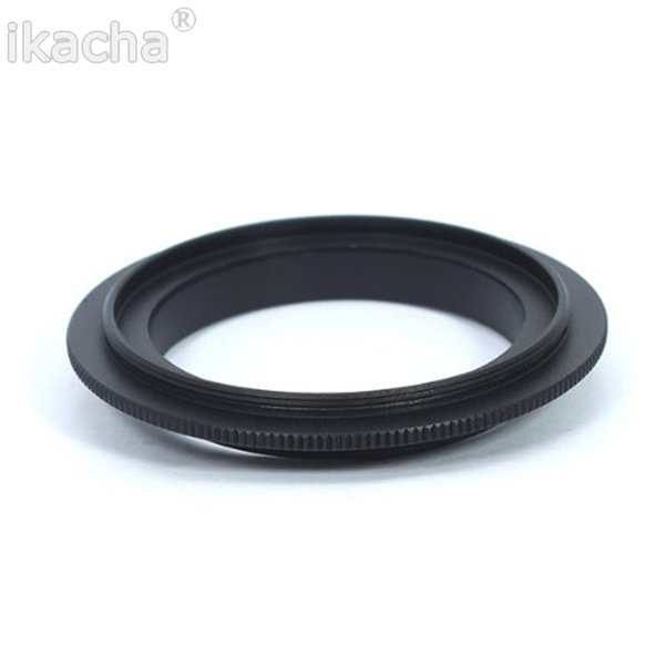 Wholesale- New 52mm Macro Reverse lens Adapter Ring 52mm-PK For Pentax PK For k10d k20d k100d k5 k7 K-S1 K-3 K-50 K-5 II K-30 Free Shipping