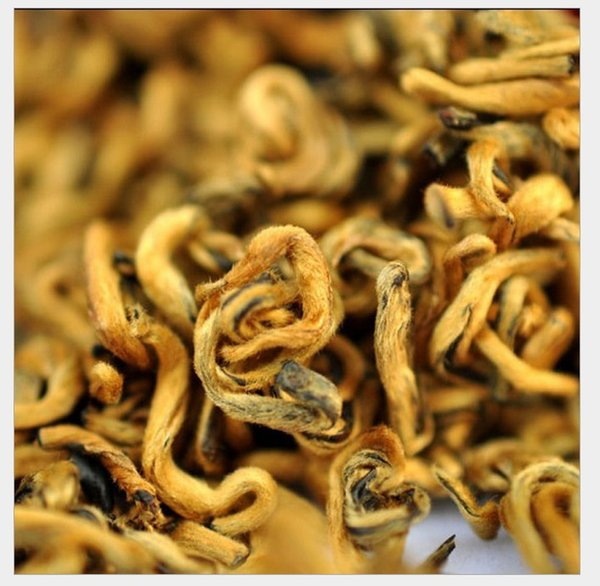 best selling Promotion! Super High Quality!New tea Dianhong fengqing single bud tea Biluochun! 125g Yunnan black tea bags