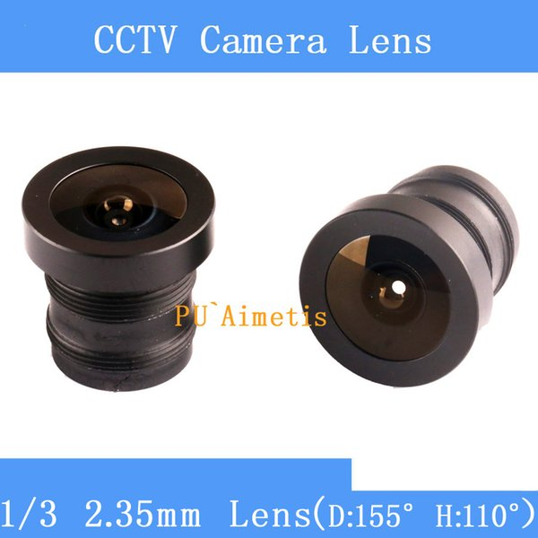 High Quality CCTV LENS 1/3 2.35mm 150 Degree Wide Angle M12 for CCTV Camera Security Camera