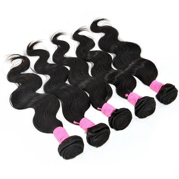 8a Brazilian Hair Weave Buy Hair Get One Free Lace Closure