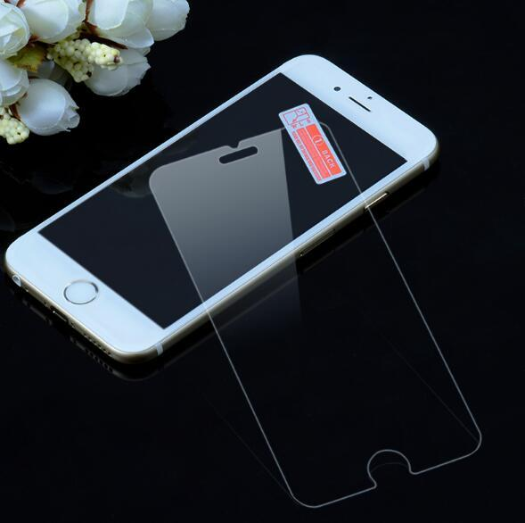 Tempered Glass For Iphone X 7 6S Plus 5S 4S 9H Anti Scratch Screen Protector For Motorola Moto E4 Z2 Play C Plus