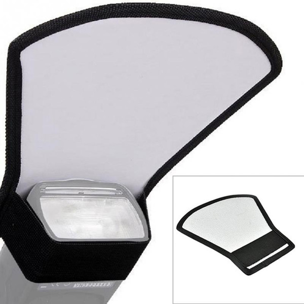 Wholesale- High quality Softbox Flash Diffuser Reflector for most kinds of SLR camera Speedlite Photography Studio Accessories