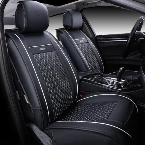 universal car seat covers For Volkswagen KIA Audi BMW Buick Ford Honda Toyota MG (Front+Rear)Special Leather car seat cover auto accessories