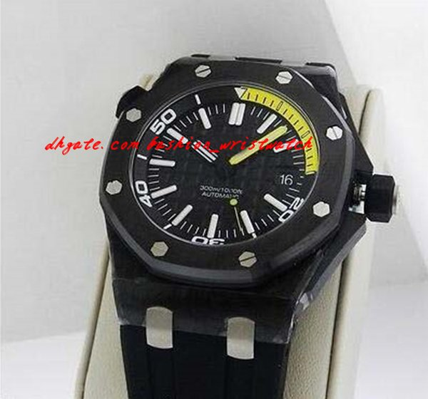 Fashion Brand Luxury Wristwatch Offshore DIVER AU.00.A002CA.01 B&P Automatic Men Watches Men's Watch Top Quality