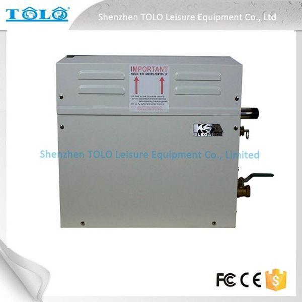 Acquista 7 5 Kw Tolo Serie Ps Sauna Generatore Di Vapore Macchina