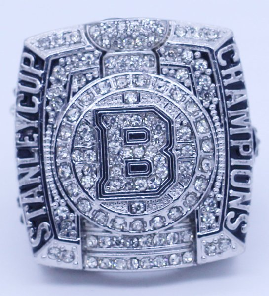 Boston Bruins 2011 Stanley Cup Championship Ring