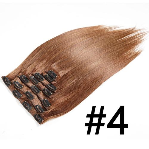 4 Dark Brown