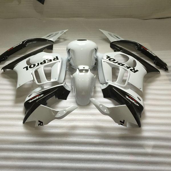 Motorcycle fairing kit for Honda CBR600 F3 95 96 white black bodywork fairings set CBR 600 F3 1995 1996 OT27