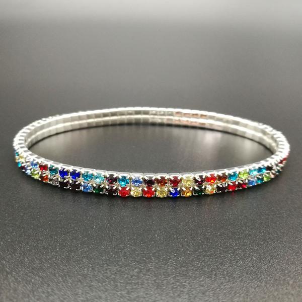 Серебро 2-х цветное / цветной камень