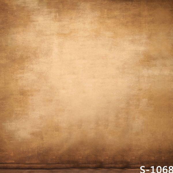 Fondo del contesto dello studio di fotografia della parete della nuvola di Brown Digital del vinile di 5x7ft