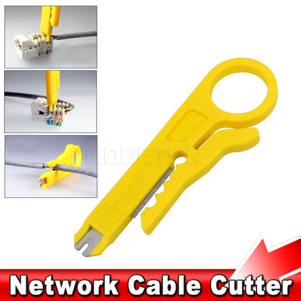 hight quality rotary punch down network utp cable cutter stripper rh m dhgate com Cat5 Wiring Guide Cat5 B Wiring