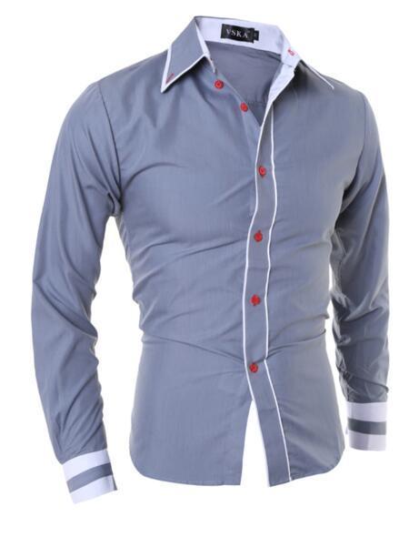 Grey Shirt Männer