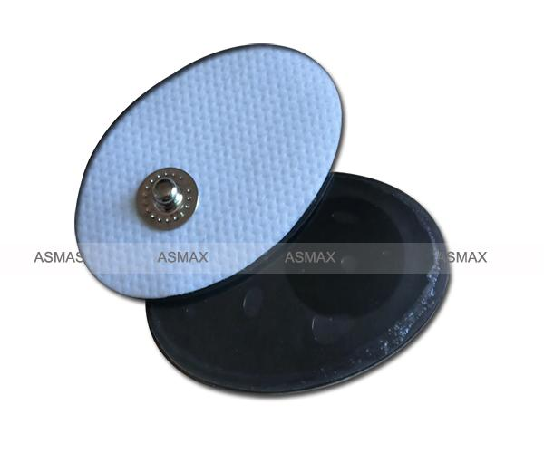 1000 pcs / lot TENS EMS Self Adhesive Electrode pads Acupuncture Slimming Massager for Digital Therapy Machine