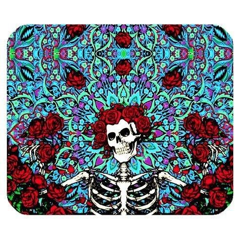 best selling Grateful Dead Personalized Custom Gaming Mousepad Rectangle Mouse Mat   Pad