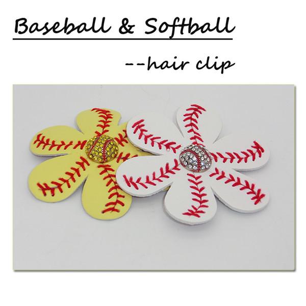 Softball de baseball mixte