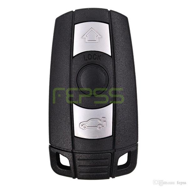 3 Botão Chave Remota Inteligente CAS3 para BMW E60.E61.E90.E92 315LPMHz Com ID7944 Chip