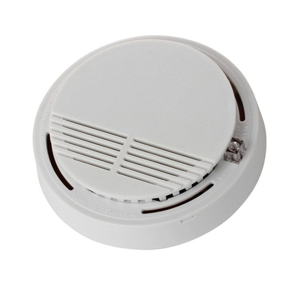 Rilevatore di fumo wireless / sensore per sistema di allarme GSM senza fili Allarme antincendio per sicurezza domestica S160