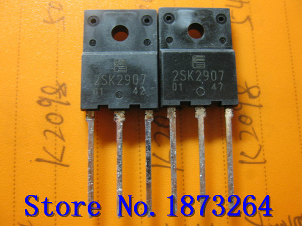 top popular Free shipping 2SK2907 K2907 TO3P New and original 5PCS LOT 2020