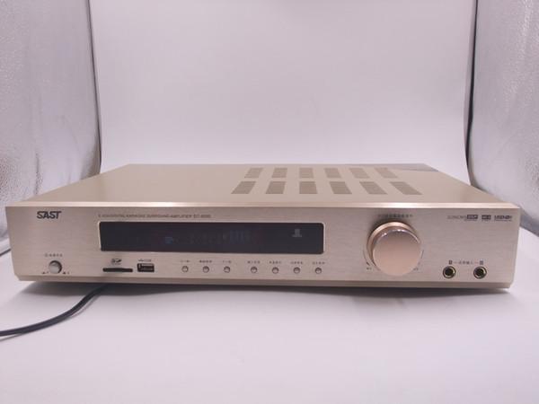 Speciale all'ingrosso DT-8000 Home theater 5.1 Potenza finale con decodificatore video HiFi Cara OK Amplificatore di potenza AV Bluetooth